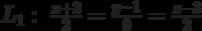 L_1:\  \frac{x+2}{2}=\frac{y-1}{0}=\frac{z-3}{2}