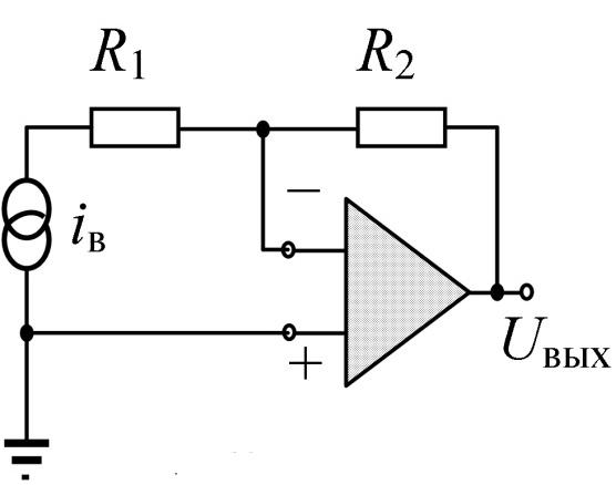 модель сигналов фотодиода этого