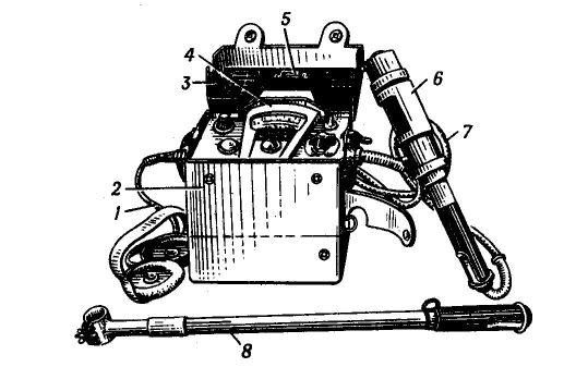 Рентгенметр ДП-5А: