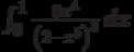 \int_0^1 \frac{8 x^4}{\left(2-x^5\right)^3} \, dx