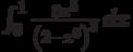 \int_0^1 \frac{8 x^5}{\left(2-x^6\right)^3} \, dx